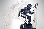 Power Plate: tie-up with F1