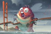 Monsters Vs Aliens: ad will air during the Superbowl