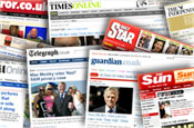 Newspaper ABCes: online results