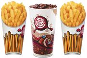 Burger King: looks to Andy Warhol for inspiration