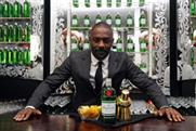 Idris Elba experienced the pop-up Tanqueray Gin Palace in Covent Garden