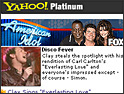 Yahoo! Platinum: included in upfronts