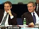 Bush and Blair: Iraq broadcast