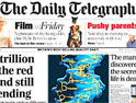 Barclays finally take the reins at the Telegraph Group