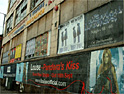 Flyposting: offenders can be served antisocial behaviour orders