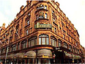 Harrods: targeting affluent shoppers in the capital