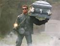 Terminator 3: released in cinemas last August