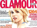 Glamour: overtaken FHM to become the UK's top-selling magazine