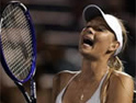 Sharapova: 'tech-savvy' star with youth appeal