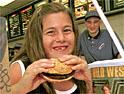Junk food: three-quarters support a ban on kids' ads
