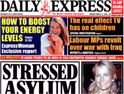 Daily Express: sales rise