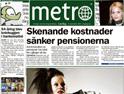 Metro: free newspapers popular across Europe