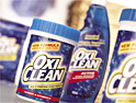 OxiLean: sponsoring sleaning slot on GMTV