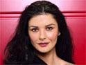 Zeta-Jones: starring with crooner Tom in T-Mobile ads