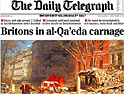 Telegraph: media work under review