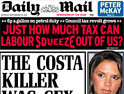 Daily Mail: ad revenues down