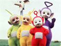 Teletubbies: licensed junk food is dropped