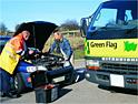Green Flag: database revamp
