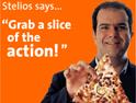 EasyPizza: Stelios will deliver inaugural pizza
