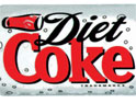 Diet Coke: getting lime flavour