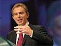 Blair: demanding apology from BBC
