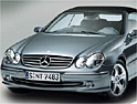 Mercedes: bling automobile