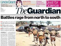 The Guardian: clawing back ground