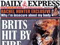 Express: profits slump