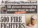 Evening Standard: facing up to threat