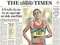 Times: outsourcing special with BT