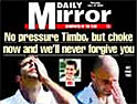Daily Mirror: advertising has dropped