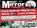 Daily Mirror: hired Arnett