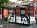JCDecaux bus stop