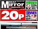 Daily Mirror: back to normal price?