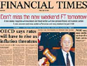 FT: advertising revenues fall 18%