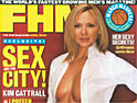 FHM: banned from the shelves of Wal-Mart