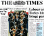 Times: planning focus on compact edition