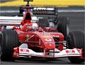 Schumacher: dominant this year