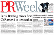 PRWeek: owned by Haymarket Media