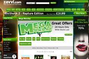 Zavvi: launches Mega Monday