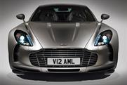 Aston Martin: tops 'CoolBrands' list