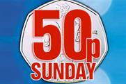 The Sun: Sunday editon launch sparks cover price cuts among rivals