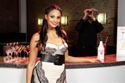 Alesha Dixon: marketing Malibu's range of winter cocktails