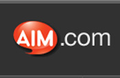 AOL's AIM on the slide