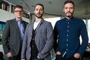 AMV BBDO: Paul Brazier, Adrian Rossi and Alex Grieve