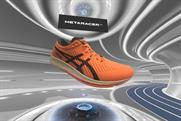 Asics hosts virtual-reality shoe launch