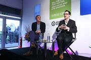 Rapacchi and Cherry spoke at Advertising Week Europe