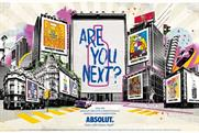 Absolut offers €20,000 cash prize in 'biggest ever' artist collaboration drive