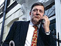 'Absolute POwer: Stephen Fry comedy pulled