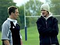 Adidas: Wilko and Becks swap sports
